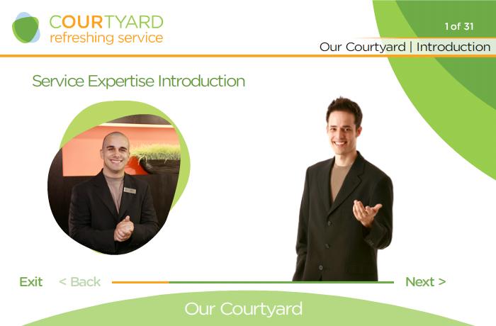 Marriott - Courtyard