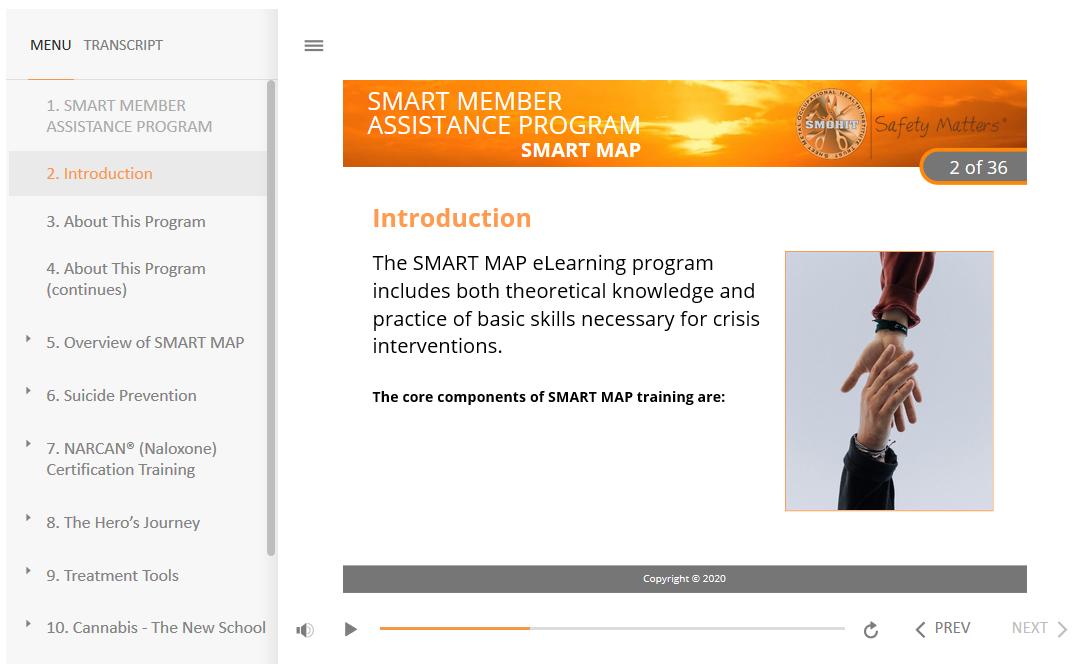 SMOHIT - SMART Member Assistance Program